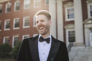 Aaron-Evan_Dapper-Wedding_Fredericksburg-VA_November-2019_thegirltyler-256 - Aaron McPherson