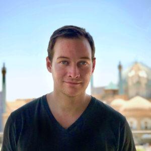 isfahan author portrait - Benjamin Breen