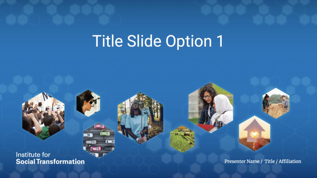 IST Powerpoint slide
