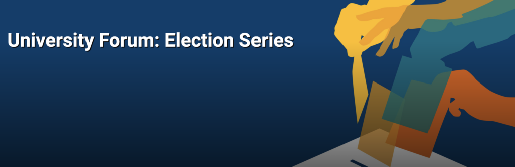 Election Series banner