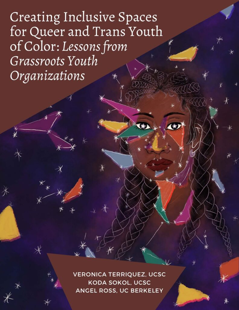Creating Inclusive Spaces for QTBIPOC report cover