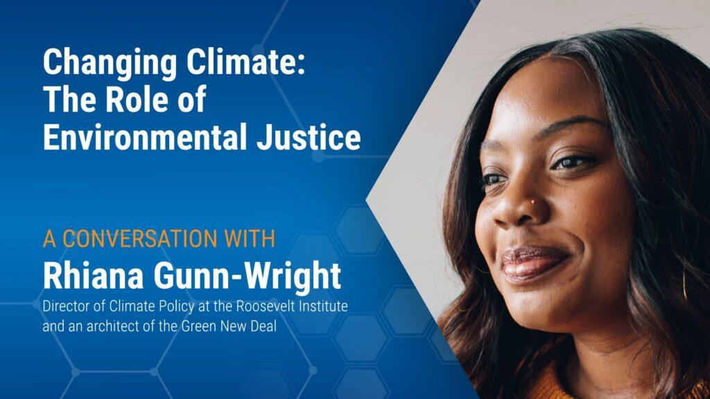 Rhiana Gunn-Wright event banner