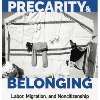 precarity & belonging book cover