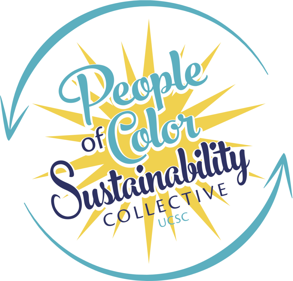 People of Color Sustainability Collective logo