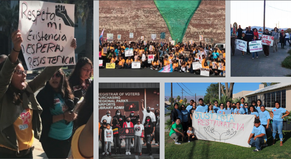 Emerging Youth Power in the Inland Empire report cover