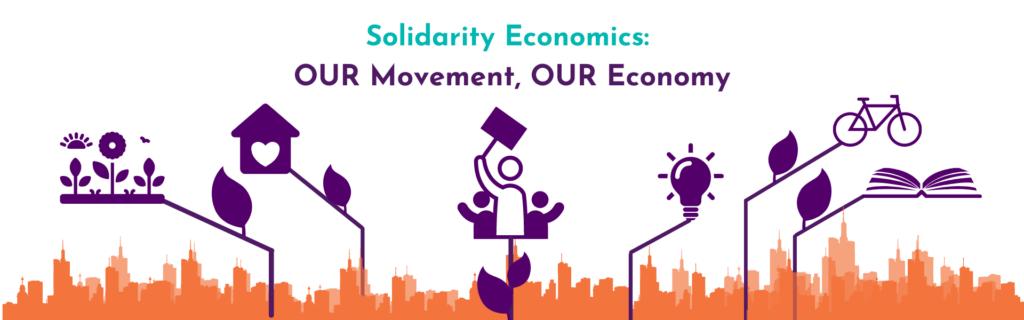 Solidarity Economics event banner