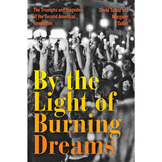 """Book Cover of """"By the Light of Burning Dreams"""""""